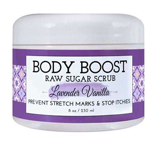 Body Boost Lavender Vanilla Pregnancy product image