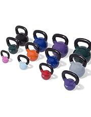 Coloured Vinyl Kettlebells