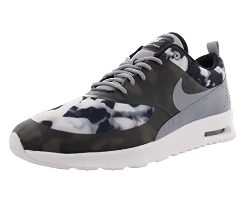 494344b94302 Image Unavailable. Image not available for. Color  Nike Air Max Thea Print  Casual Women s Shoes ...