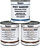 MG Chemicals Translucent Epoxy Encapsulating and Potting Compound, 0.67 Gallon Kit