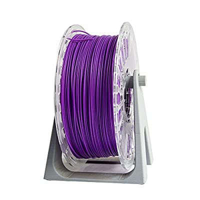 3D Printing Filament PLA MAX 1KG Spool Highlight 1.75mm Accuracy +/- 0.05mm High Strength High Toughness Comparable to ABS Purple