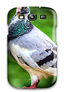 Fashionable VgIOoQY1447scVcB Galaxy S3 Case Cover For Pigeon Protective Case