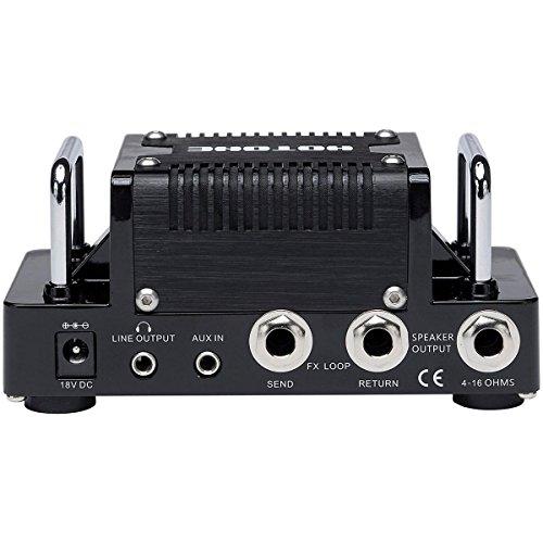 Scott amp knob