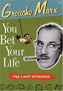 Groucho Marx: You Bet Your Life - The Lost Episodes [Import]