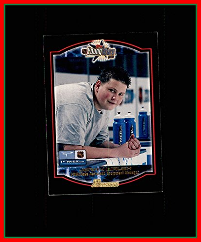2002-03-bowman-youngstars-nno-jerry-walsh-powerade-assistant-equipment-manager-florida-panthers-publ
