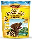 Zuke's Tiny Naturals Dog Treats, Tasty Chicken Recipe, 5-ounce by Zuke's