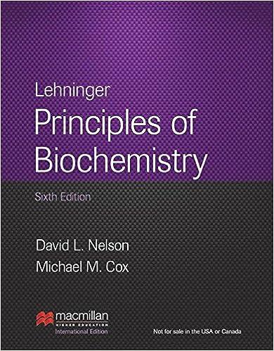 Lehninger Principles of Biochemistry 9781464109621 <span at amazon