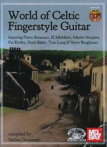 Download World of Celtic Fingerstyle Guitar Book/DVD Set ebook
