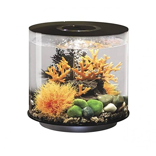 BiOrb 45944.0 Tube 15 MCR Black Aquariums by biOrb