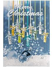 Advent Calendar 2021 Beauty Cosmetics 24 Ampoules Hyaluron Care 8 Types Serum Calendar Hyaluronic Acid Aloe Vera Collagen Eye Serum Power Christmas Gift Christmas