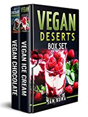 The Ultimate Desert Vegan Box Set (2 Books in 1 with Free Gift; 150+ Recipes Included)Download for free now with Kindle UnlimitedBook 1: Ice Cream Vegan RecipesThis book is for anyone who wants to go vegan but is afraid of living life without...