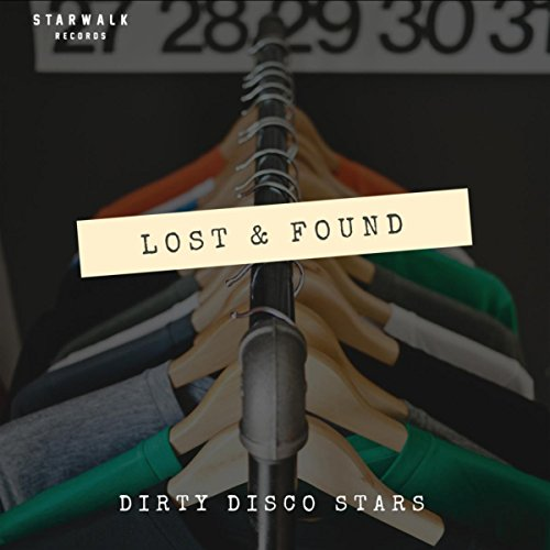 Dirty Disco Stars - Lost & Found (2017) [WEB FLAC] Download