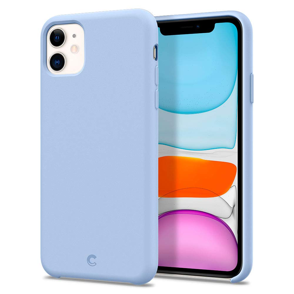 Lavender Ciel by CYRILL Silicone Designed for iPhone 11 Case
