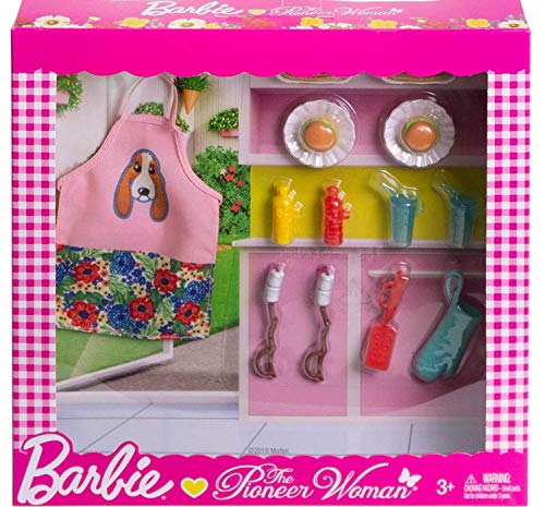 Barbie The Pioneer Woman Ree Drummond Accessories Pack ()