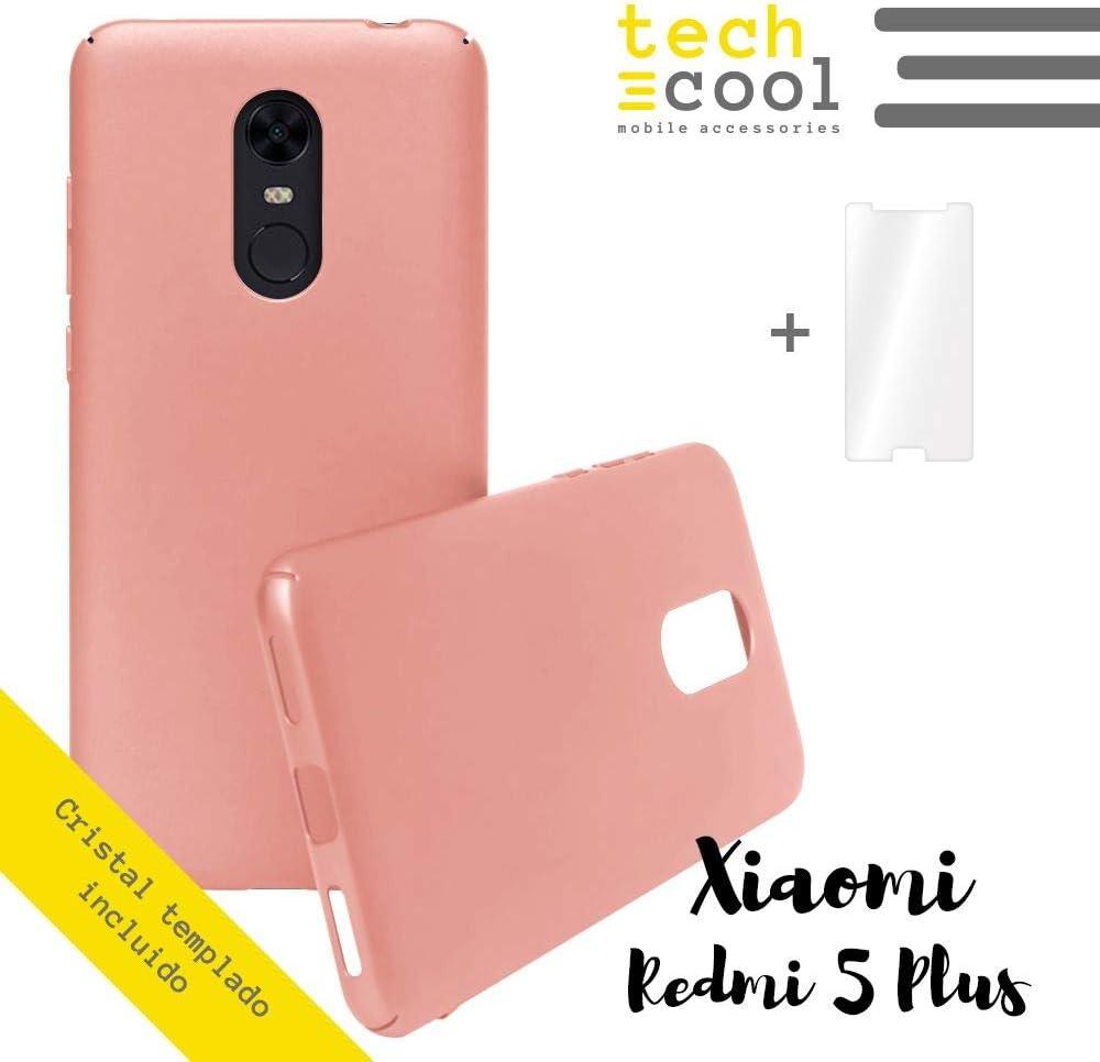 Set Funda Mate para Xiaomi Redmi 5 Plus / Xiaomi Redmi Note 5 [Color: Amazon.es: Electrónica