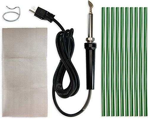Poly Welder Pro 200 Watt Plastic Repair Kit (Green)