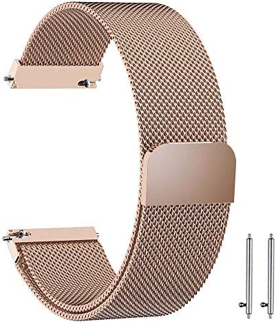 22mm Milanese Loop Watch Band Magnetic Closure Mesh Stainles