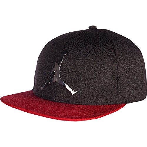 20c679c9445d Air Jordan Jumpman Elephant Print Adjustable Youth Boys Cap 8 20