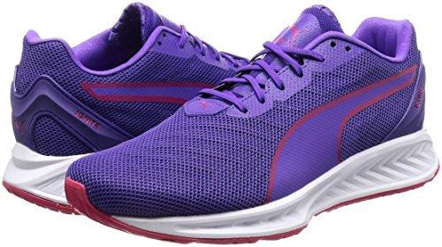 Running Morado Pwrcool Wn's De Puma Purple 3 01 Cosmo sparkling Para Zapatillas Ignite Mujer electric q1SwY