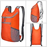 G4Free Lightweight Packable Shoulder Backpack Hiking Daypacks Small Casual Foldable Camping Outdoor Bag for Adults Kids 11L