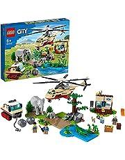 LEGO City Wildlife 60302 Wildlife Rescue Operation (525 Pieces)