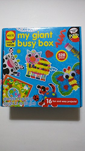 My Giant Busy Box Crafts