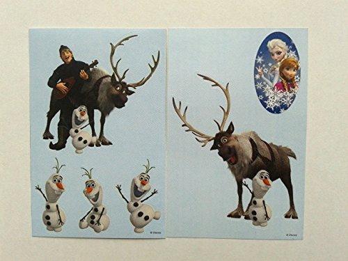 Frozen Stickers (6 Stickers)