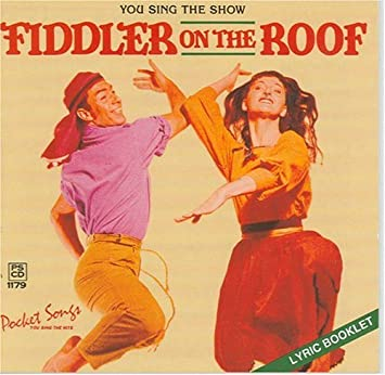 various, Various Artists - You Sing The Show Fiddler on the