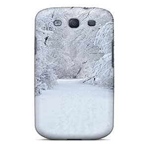 Galaxy S3 Case Cover Winter Case - Eco-friendly Packaging