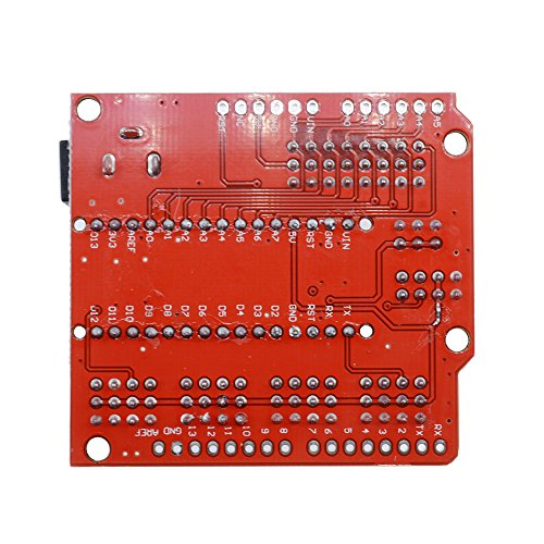 diymore Nano Expansion Prototype I/O Shield Extension Board for Arduino Nano V3.0 by diymore (Image #7)
