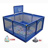 Best freestanding basketball hoop - Portable Playard Baby Child Children Foldable Playpen With Review