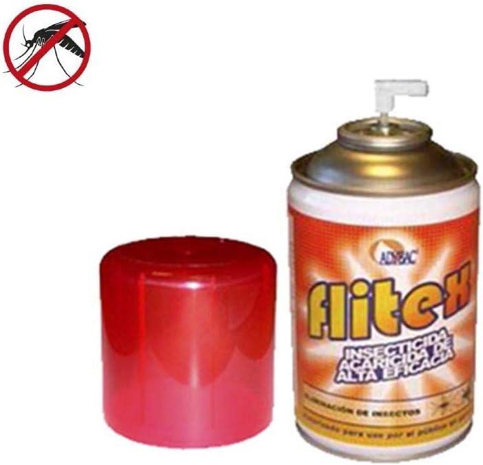 Repelin M103703 - Insecticida aerosol flitex carga dispensador - 95207
