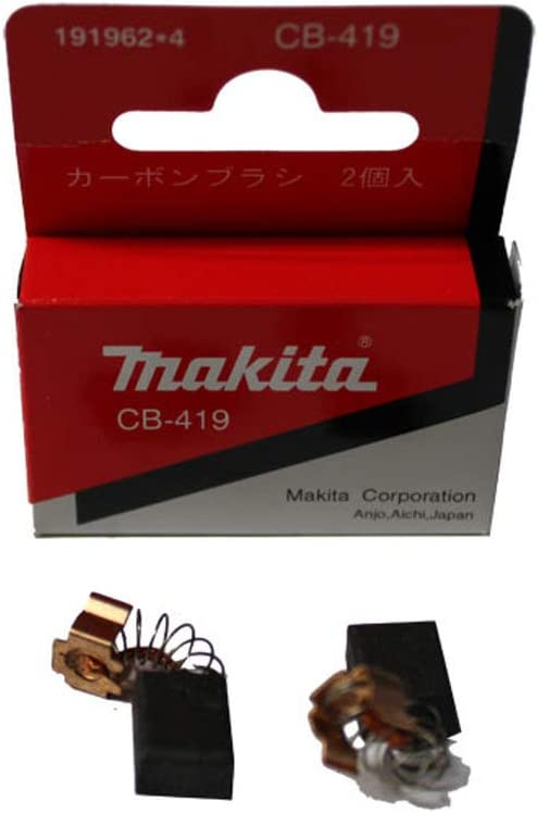 Makita 191962-4 Pennelli Cb-419