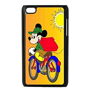 Unique Design Cases Ipod Touch 4 Cell Phone Case Minnie Mouse Jhzit Printed Cover Protector