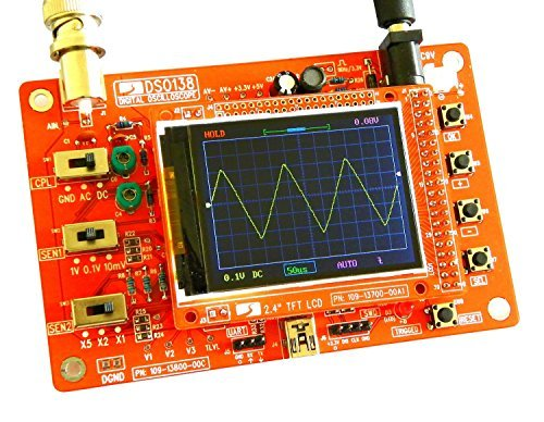 DSO138 Digital Oscilloscope Kit 2.4