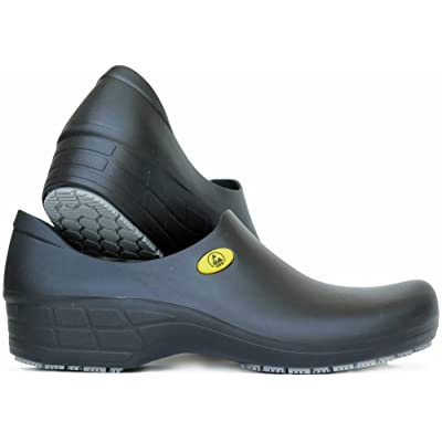 CANADA EPI ESD Shoes for Women - Slip Resistant - StickyPRO ESD Professional Safety Shoes: Shoes