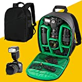 Camera Case Bag - WuyiMC Waterproof DSLR Case Camera Backpack Bag for Canon for Nikon for Sony