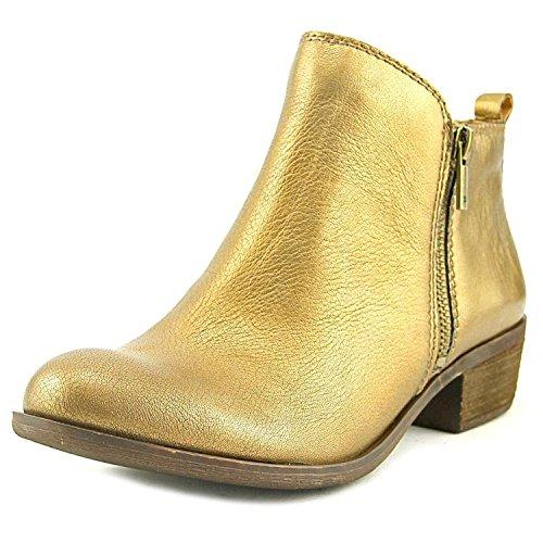 Womens Bronze Cowboy Boots - 8