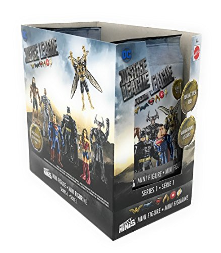 justice+league Products : DC Comics Justice League Movie Mighty Minis Figure Display (Case of 12)