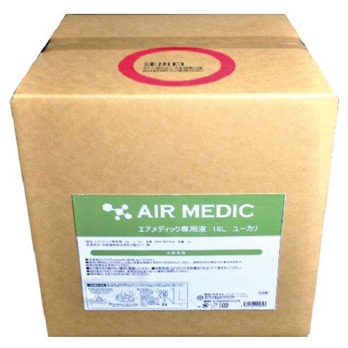 AIR MEDIC(에어 메디 구 )전용액 18L / 0804-NP1803 eucaly 1개