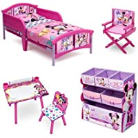 Disney Minnie Mouse Room-in-a-Box