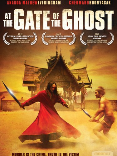 At the Gate of the Ghost by