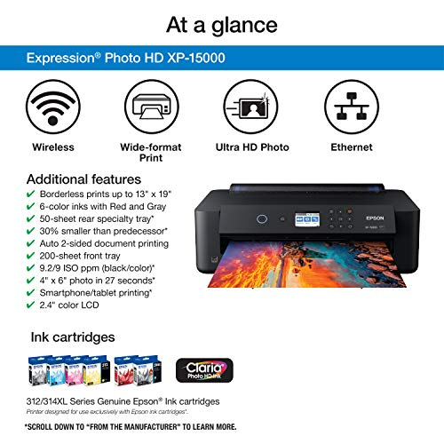 Buy color inkjet printer for photos