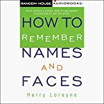 How to Remember Names and Faces | Harry Lorayne