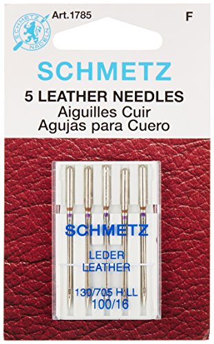 Leather Needles - 3