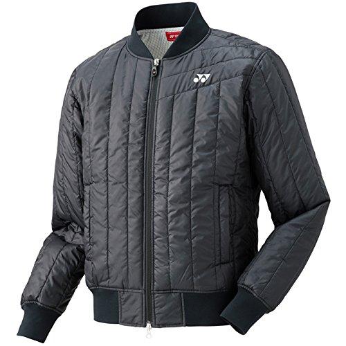 ヨネックス メンズ ゴルフウエア ヒートカプセルTi フルジップ 中綿ブルゾン GWF9192 2017年秋冬モデル ブラック(007)