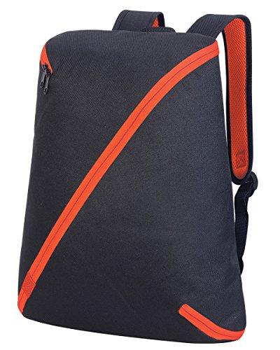 Shugon - Sudadera con capucha - para mujer negro/naranja
