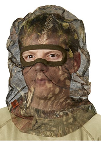 Hunters Specialties Camo Head Net, Mossy Oak Break-up Country (Net Turkey Head)