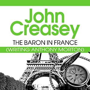 The Baron in France Audiobook