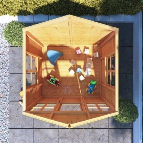 Mad Dash – Casa de juegos hecha de madera para niños de BillyOh ...